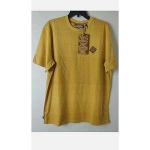 Mazine Mens T Shirt Short Sleeve Tee Large